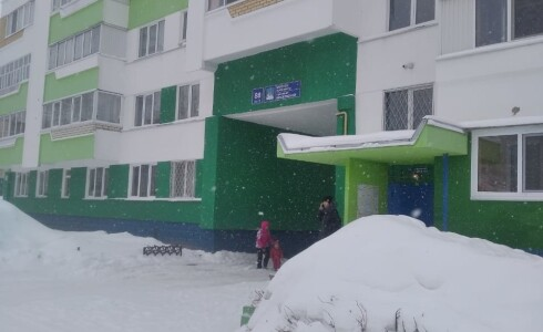 Продается 2-комнатная квартира 43м2 , 56 комплекс, номер 9126 - 14