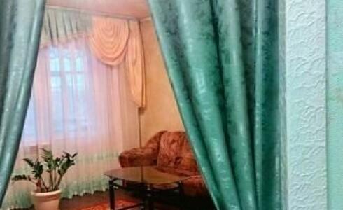 Продается 4-комнатная квартира 73м2  в Новом Городе, 50 комплекс, номер 5542 - 5