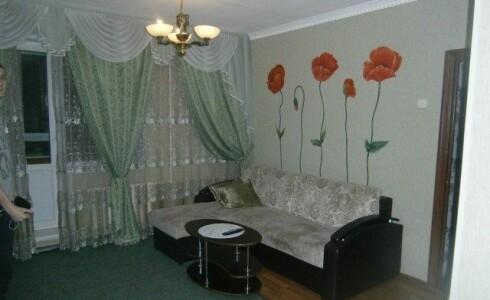 Сдается 1 комнатная квартира 35м2 , 6 комплекс, номер 1008834 - 2