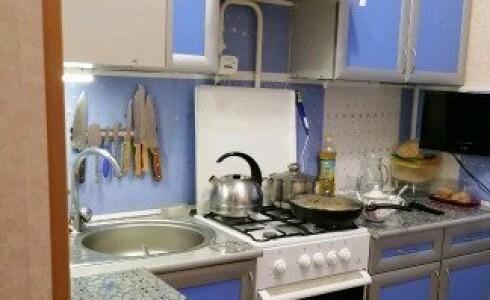 Продается 3-комнатная квартира 59м2  в Новом Городе, 26 комплекс, номер 4509 - 5