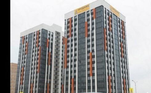 Продается 2-комнатная квартира 55м2 ,  комплекс, номер 1825 - 1