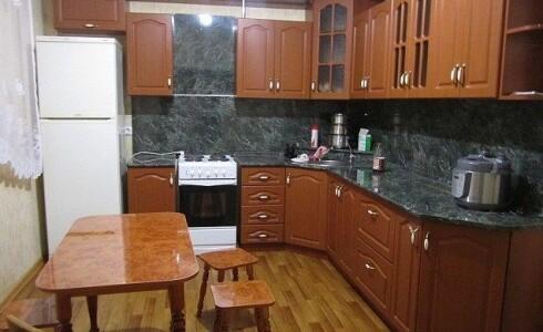 Сдается 2 комнатная квартира 64м2 , 60 комплекс, номер 1001324 - 1