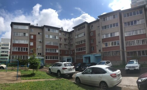 Продается 2-комнатная квартира 55м2  в Новом Городе, 12 комплекс, номер 6950 - 19