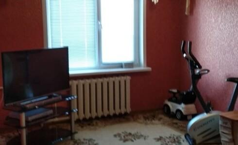 Продается 4-комнатная квартира 73м2  на ГЭСе, 10 комплекс, номер 5491 - 4