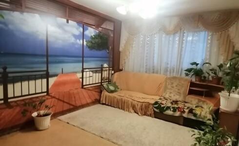 Продается 2-комнатная квартира 57м2 , 60 комплекс, номер 8910 - 5