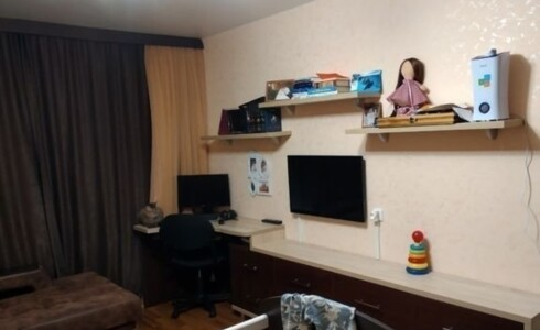 Продается 1-комнатная квартира 40м2  в Новом Городе, 63 комплекс, номер 6359 - 9