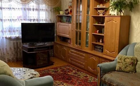 Продается 3-комнатная квартира 58м2  на ЗЯБи, 17 комплекс, номер 6046 - 14
