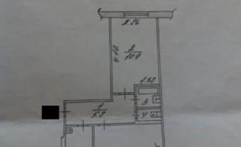 Продается 2-комнатная квартира 46м2  на ЗЯБи, 15 комплекс, номер 7863 - 5