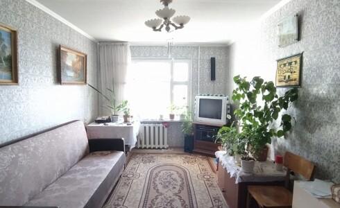 Продается 4-комнатная квартира 72м2 , 62 комплекс, номер 9368 - 11