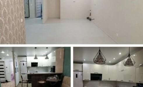 Продается 2-комнатная квартира 52м2  в Новом Городе, 46 комплекс, номер 5626 - 8