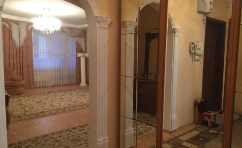Продается 4-комнатная квартира 123м2  на ГЭСе, 3А комплекс, номер 2481 - 8