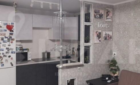 Продается 1-комнатная квартира 33м2  в Новом Городе, 65 комплекс, номер 9054 - 3