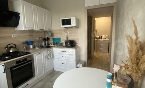 Продается 1-комнатная квартира 33м2 , 17 комплекс, номер 110076 - 4