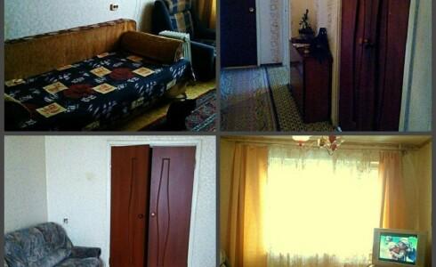 Сдается 2 комнатная квартира 52м2 , 40 комплекс, номер 1009099 - 2