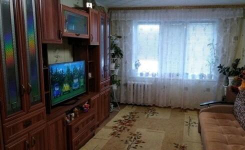 Продается 3-комнатная квартира 63м2  в Новом Городе, 43 комплекс, номер 3800 - 1