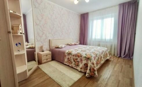 Продается 3-комнатная квартира 58м2  на ЗЯБи, 18 комплекс, номер 8689 - 1