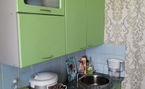 Продается 1-комнатная квартира 30м2  в Новом Городе, 54 комплекс, номер 5042 - 5