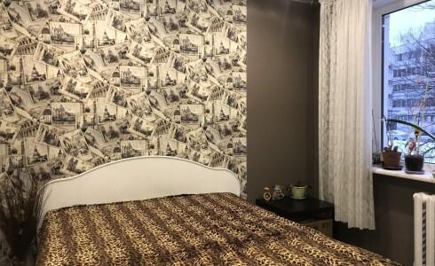 Продается 4-комнатная квартира 75м2  в Новом Городе, 46 комплекс, номер 5856 - 1