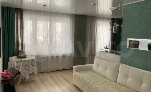 Продается 2-комнатная квартира 54м2 , 65 комплекс, номер 9556 - 2