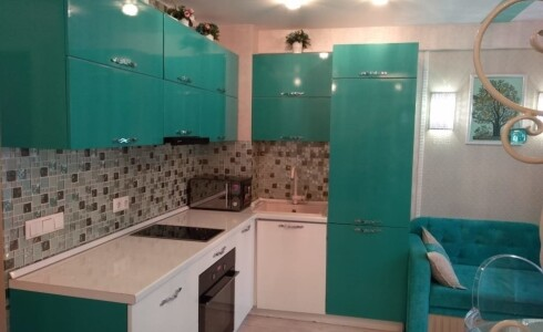 Продается 1-комнатная квартира 42м2  в Новом Городе, 37 комплекс, номер 5482 - 15