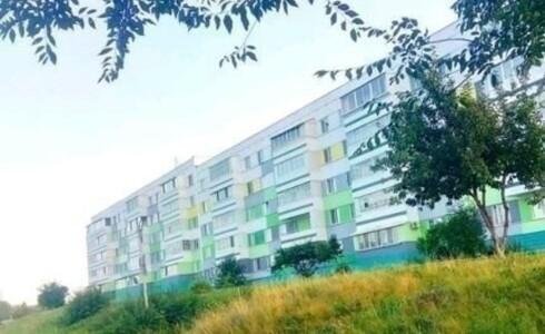 Продается 4-комнатная квартира 73м2  в Новом Городе, 50 комплекс, номер 5542 - 1