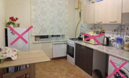 Продается 1-комнатная квартира 39м2 , 22 комплекс, номер 110490 - 6