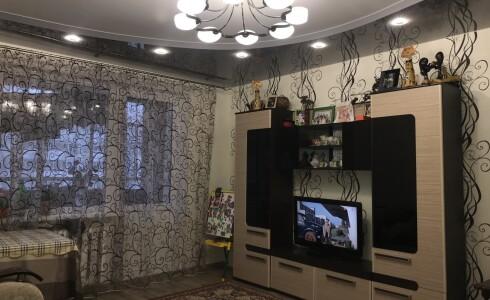 Продается 4-комнатная квартира 75м2  в Новом Городе, 46 комплекс, номер 5856 - 7