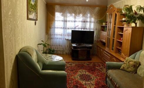 Продается 3-комнатная квартира 58м2  на ЗЯБи, 17 комплекс, номер 6046 - 6