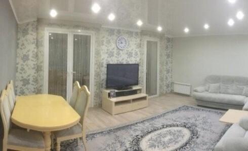 Продается 3-комнатная квартира 73м2  в Новом Городе, 12 комплекс, номер 4429 - 5
