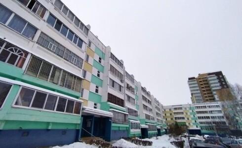 Продается 3-комнатная квартира 70м2  в Новом Городе, 58 комплекс, номер 8694 - 13