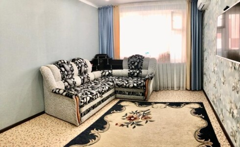 Продается 2-комнатная квартира 54м2  на ЗЯБи, 18 комплекс, номер 7723 - 3