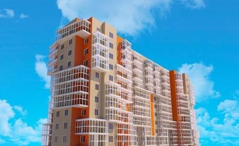 Продается 2-комнатная квартира 64м2 ,  комплекс, номер 6849 - 2