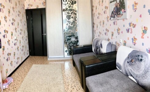 Продается 2-комнатная квартира 54м2  на ЗЯБи, 18 комплекс, номер 7723 - 6