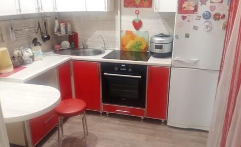 Продается 2-комнатная квартира 45м2  в Новом Городе, 42 комплекс, номер 2418 - 20