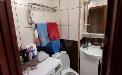 Продается 1-комнатная квартира 33м2 , 17 комплекс, номер 110425 - 2
