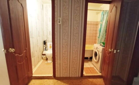 Продается 3-комнатная квартира 68м2 , 40 комплекс, номер 8845 - 3