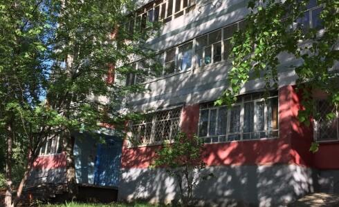 Продается 1-комнатная квартира 29м2  в Новом Городе, 42 комплекс, номер 6940 - 1