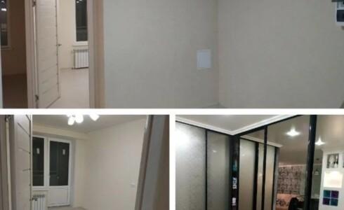 Продается 2-комнатная квартира 52м2  в Новом Городе, 46 комплекс, номер 5626 - 3