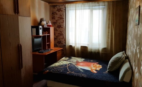 Продается 2-комнатная квартира 43м2  в Новом Городе, 49 комплекс, номер 6516 - 19
