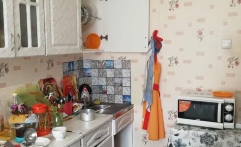 Продается 1-комнатная квартира 31м2  в Замелекесье, 21 комплекс, номер 4094 - 6