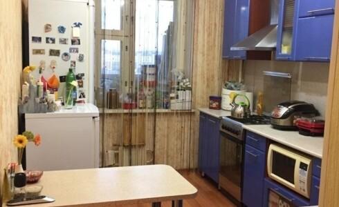 Продается 3-комнатная квартира 78м2  на ЗЯБи, 19 комплекс, номер 6941 - 4
