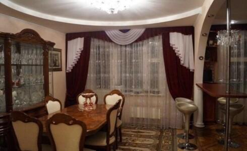 Продается 4-комнатная квартира 123м2  на ГЭСе, 3А комплекс, номер 2481 - 1
