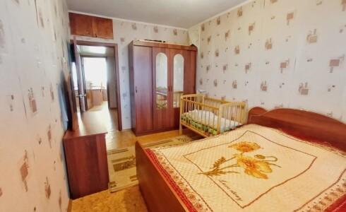 Продается 3-комнатная квартира 68м2 , 40 комплекс, номер 8845 - 5