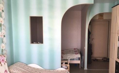 Продается 1-комнатная квартира 37м2  в Новом Городе, 62 комплекс, номер 4495 - 8
