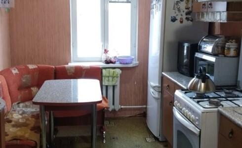 Продается 4-комнатная квартира 73м2  на ГЭСе, 10 комплекс, номер 5491 - 19