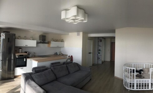 Продается 1-комнатная квартира 48м2  в Новом Городе, 12 комплекс, номер 6924 - 3