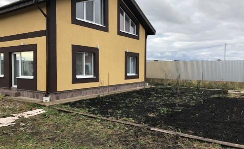 Продается дом 105м2 на земле 10 соток в д. Старые Ерыклы, номер 5452 - 15