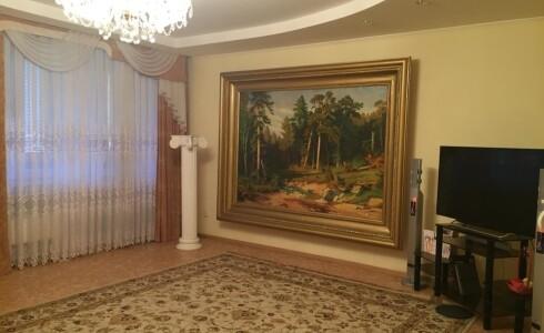 Продается 4-комнатная квартира 123м2  на ГЭСе, 3А комплекс, номер 2481 - 16