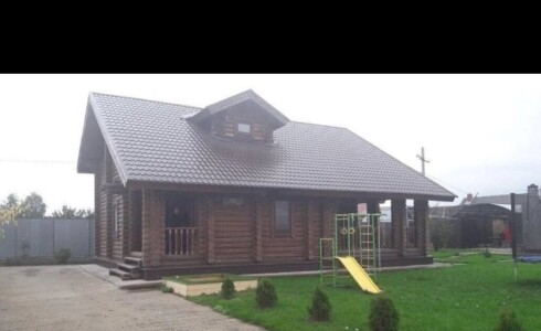 Продается дом 137м2 на земле 10 соток в с. Котловка, номер 6923 - 6