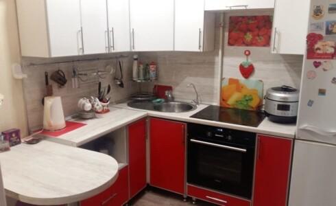 Продается 2-комнатная квартира 45м2  в Новом Городе, 42 комплекс, номер 2418 - 4